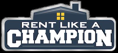 Rent Like A Champion
